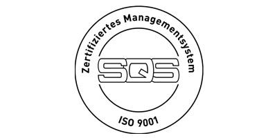 SQS 9001 Logo